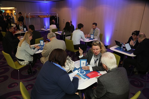 SusChem 2017 Brokerage Event buzzes with project ideas for Horizon 2020 calls