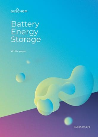 Battery Energy Storage - White paper