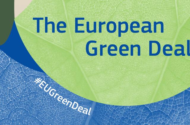 EU R&I days: Green Deal debates