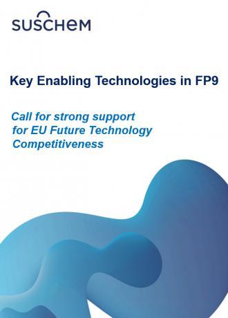 Key Enabling Technologies Position Paper