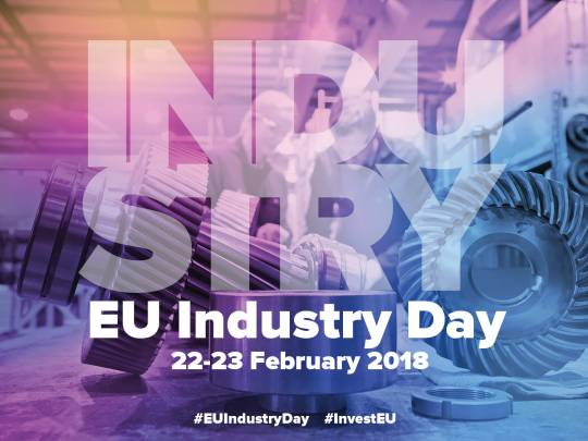 Workshop on CO2 Valorisation at EU Industry Day