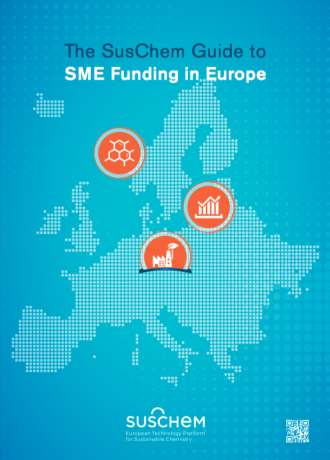 The SusChem guide to SME Funding in Europe