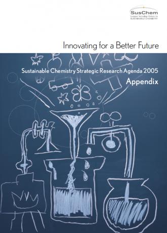SusChem Strategic Research Agenda - Appendix